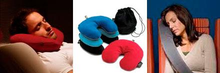 ортопедические подушки для путешествий