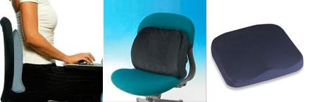 ортопедические подушки для поясницы