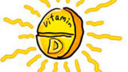 Витамин Д в продуктах питания.
