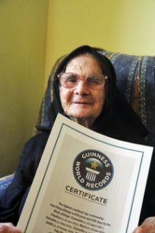 Консолата Мелис 105 лет