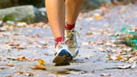 Польза ходьбы для здоровья.