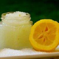 Скраб для рук с лимоном— делаем самостоятельно