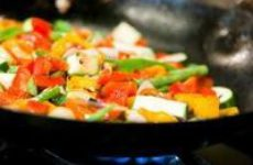 Как готовить соте из овощей.