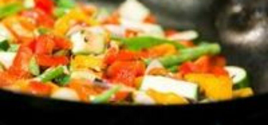 Рецепт соте из овощей— правила приготовления