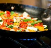 рецепт соте из овощей