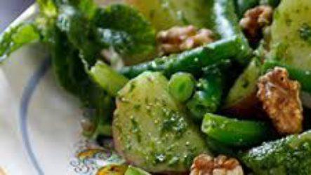 Рецепты салата с руколой.