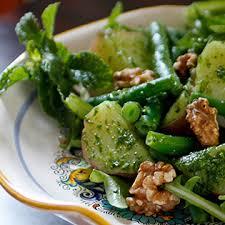 рецепты салата с руколой
