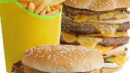 Ожирение и недоедание.