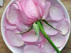 Применение розовой воды