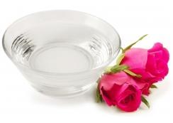 как применять розовую воду