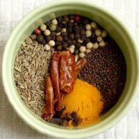 Как приготовить смесь карри дома