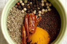 Карри рецепт, как приготовить смесь карри дома.