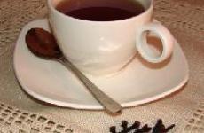Чай с гвоздикой рецепт универсального применения.
