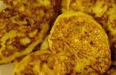 Оладьи из кабачков-бабушкин рецепт.