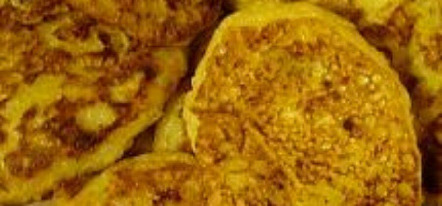 Оладьи из кабачков— бабушкин рецепт
