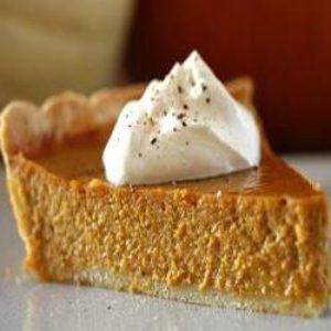 Пирог из тыквы-два простых рецепта.