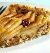 десерт из яблок