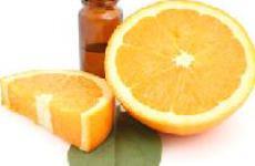 Эфирное масло апельсина поднимает настроение.