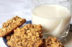 Овсяное печенье-любимое лакомство детей и взрослых.