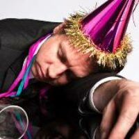 Как избежать похмелья после встречи Нового года