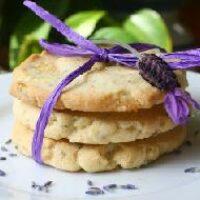Печенье к чаю с лавандой рецепт