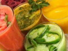 Смузи рецепты— идеи для фруктовых коктейлей