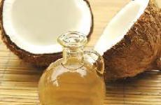 Кокосовое масло — источник красоты.