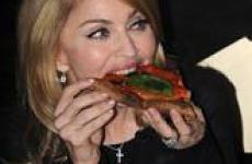 Диета Мадонны, в каких продуктах скрыт секрет ее молодости.
