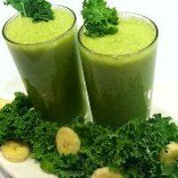 Зеленый смузи формула идеального рецепта