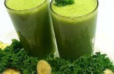 Зеленый смузи формула идеального рецепта.