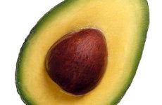 Калорийность авокадо.