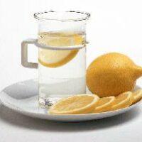 Вода с лимоном лучшее начало активного дня