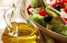 Средиземноморская диета и немного истории.