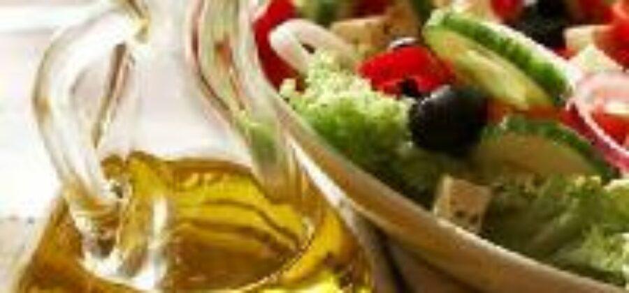 Средиземноморская диета и немного истории