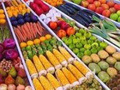 Почему цветная еда, ключ к здоровому питанию