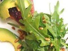 Салат красоты с авокадо