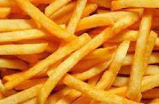 Глутамат натрия, или чем картофель фри отличается от жареной картошки.