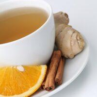 Как приготовить утренний детокс чай