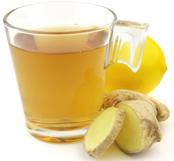 детокс чай с лимоном