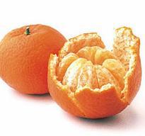 как почистить мандарин