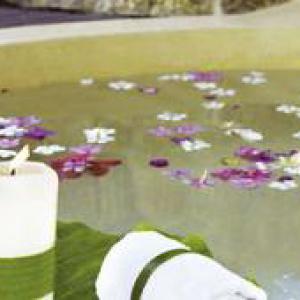 Ароматическая  ванна для души и тела.