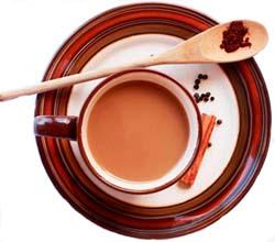 чашечка масала чая