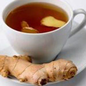 Классический рецепт имбирного чая.