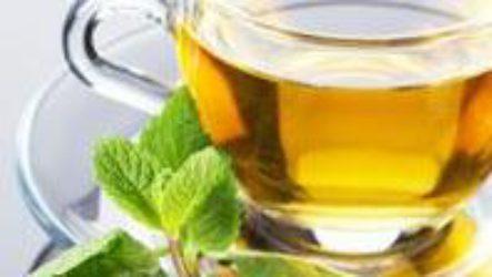 Травяной чай.