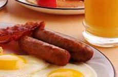 Польза завтрака для детей и взрослых.