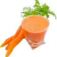 Морковный сок— источник молодости