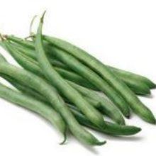 Зеленая стручковая фасоль-любимый овощ