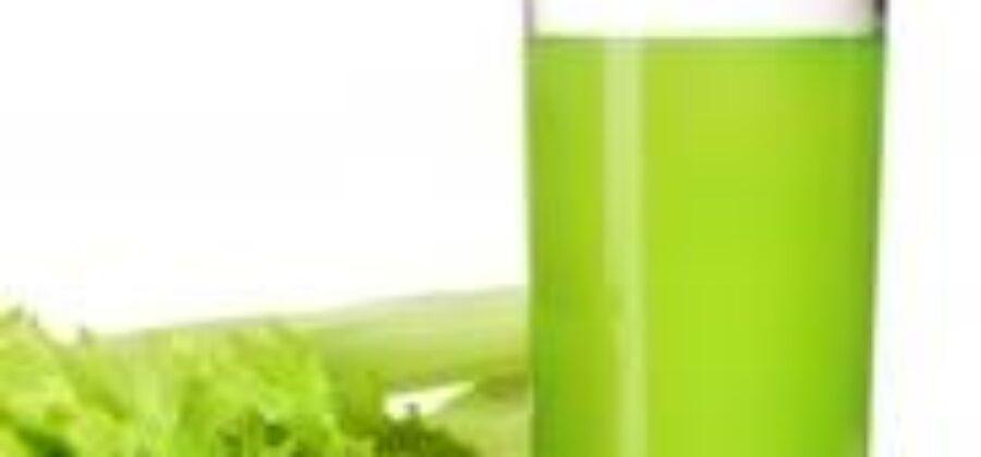 Сок сельдерея как средство борьбы с усталостью