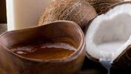 Применение кокосового  масла, секрет красоты.