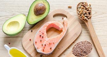 омега-3 в продуктах питания